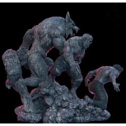 Werewolf - STL Files for 3D Print