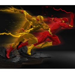 Flash and Reverse Flash Diorama - STL Files for 3D Print