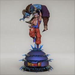 Goku vs Moro Dragon Ball - STL 3D print files