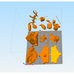 Aloy from Horizon Zero Dawn - STL Files for 3D Print