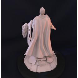 Superman Crisis - STL Files for 3D Print