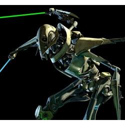 General Grievous Diorama - STL Files for 3D Print