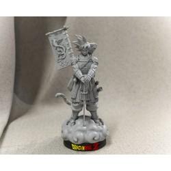 Goku Shogun - STL 3D print files