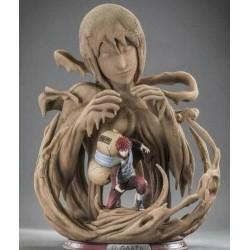Gaara and the spirit Naruto - STL Files for 3D Print