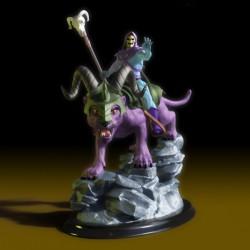 Skeletor in panther - STL Files for 3D Print