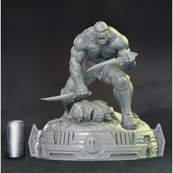Drax the Destroyer - 3d print stl files