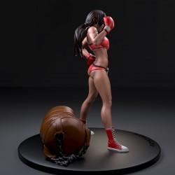 Boxer Girl - STL 3D print files