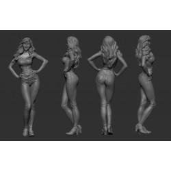 Mary Jane Spiderman - STL 3D print files