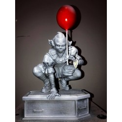 Pennywise - STL Files for 3D Print