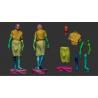 Joker Ledger Nurse - STL Files for 3D Print