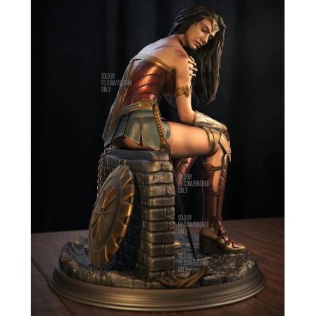 Wonder Woman NSFW - STL Files for 3D Print