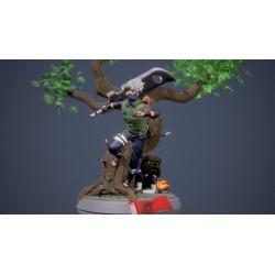 Kakashi Hatake Tree - STL Files for 3D Print