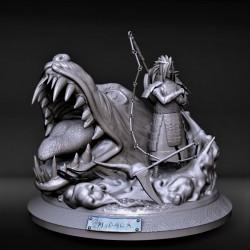 MADARA UCHIHA NARUTO - STL Files for 3D Print