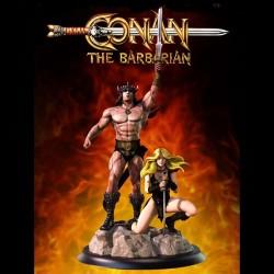 CONAN The Barbarian - STL...