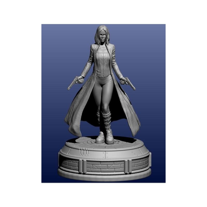 Underworld Selene - STL Files for 3D Print