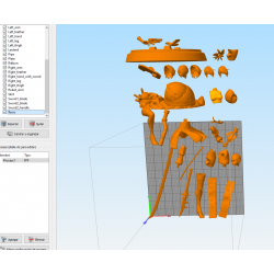 NIER AUTOMATA 2B - STL Files for 3D Print