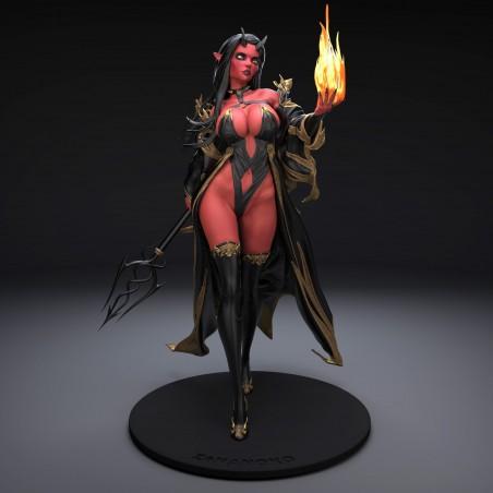Devil 3D- STL Files for 3D Print
