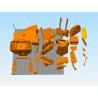 Speeder Bike Grogu - 3d print stl files
