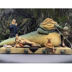 Jabba Diorama - Star Wars - STL Files for 3D Print