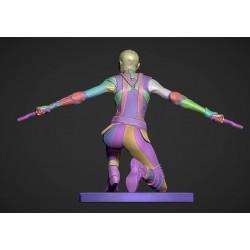 Nebula Guardians of the Galaxy - STL 3D print files