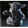 Baby Yoda Grogu - STL Files for 3D Print