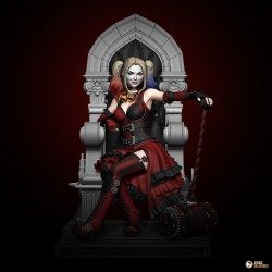 Harley Quinn Steampunk - STL Files for 3D Print