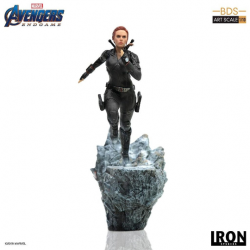 Black Widow and Red Skull Battle Diorama - STL Files for 3D Print