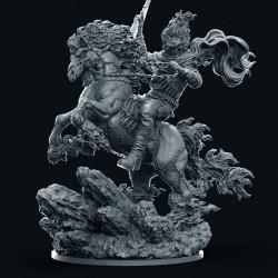 Ghostrider - STL 3D print files