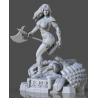 Red Sonja - STL 3D print files