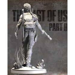 Abby The Last of Us Part II - STL 3D print files