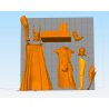 Loki - STL 3D print files