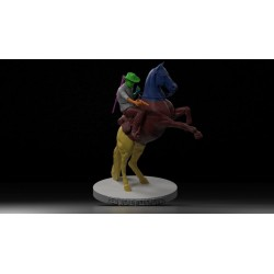 RED DEAD REDEMPTION - STL Files for 3D Print