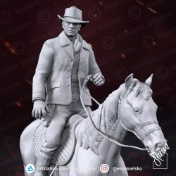Arthur Morgan - STL Files for 3D Print