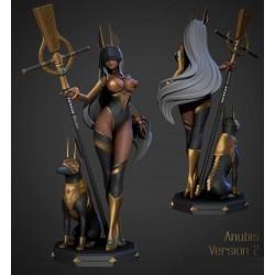 Anubis V1 & V2 - STL Files for 3D Print