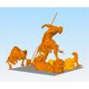Darth Maul - STL 3D print files