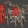 Sinon Sword art Online - STL Files for 3D Print