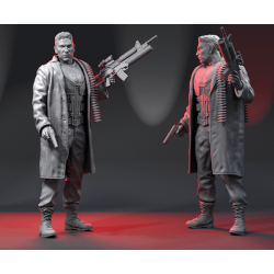 The Punisher - STL 3D print files