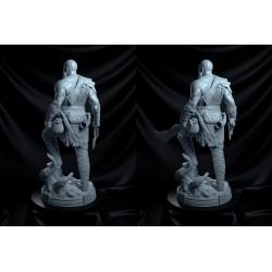Kratos Power - STL Files for 3D Prin