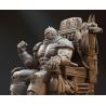 Apocalypse On Throne - STL 3D print files