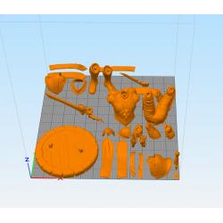 Anduin Wrynn WoW - STL 3D print files