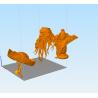 Davy Jones Bust - STL 3D print files