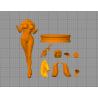 Bunny Quinn - STL Files for 3D Print