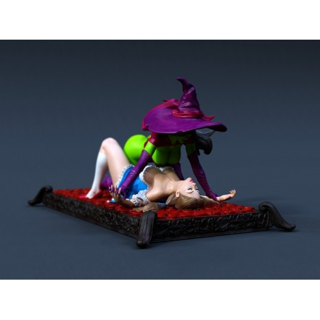 Dorothy and Witch - STL 3D print files