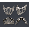 Sub-Zero mask 2021 - STL 3D print files