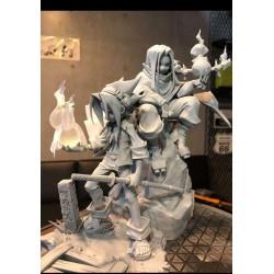 Shaman King Diorama - STL 3D print files
