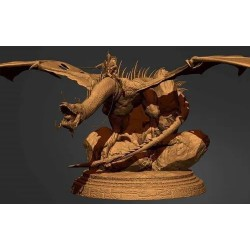 Nazgul King The Lord of the Rings - STL 3D print files