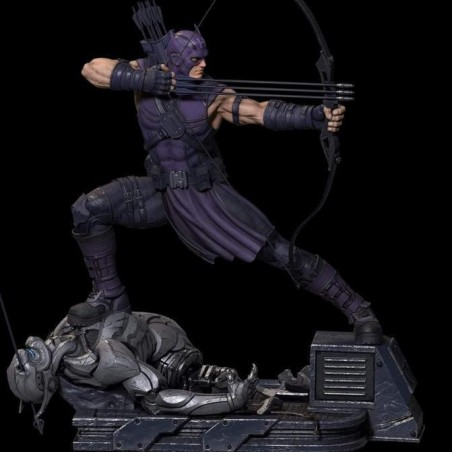 Hawkeye Two Versions - STL Files for 3D Print