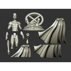 Magneto - STL Files for 3D Print