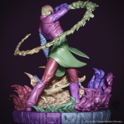 Iori Yagami The King of Fighters - STL Files for 3D Print