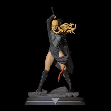 Phoenix Force Magik - STL Files for 3D Print